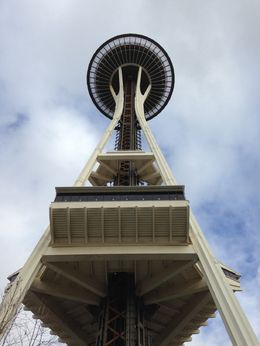 No visit to Seattle is complete without a trip to the Space Needle , AM - February 2016