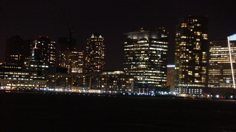 the city by night