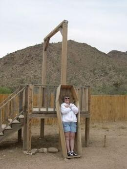 Photo of Las Vegas Grand Canyon Helicopter and Ranch Adventure The Gallows
