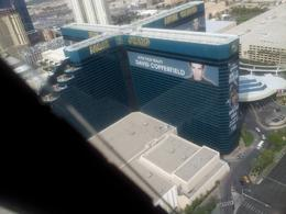 Up close and personal to MGM Grand , Kyia M - September 2013
