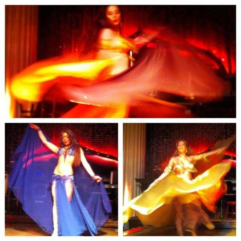 Turkish dinner and show - Istanbul