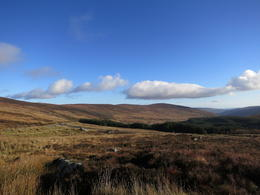 Amazing view in the Wicklow mountains. , Kara M - December 2014