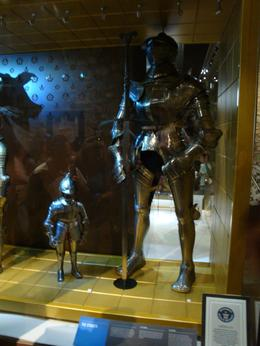 Photo of London Skip the Line: Tower of London Tickets Armors, White Tower