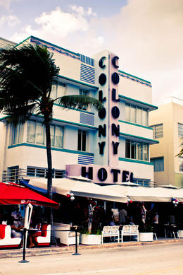 Photo of Miami South Beach Cultural Food and Walking Tour Art Deco