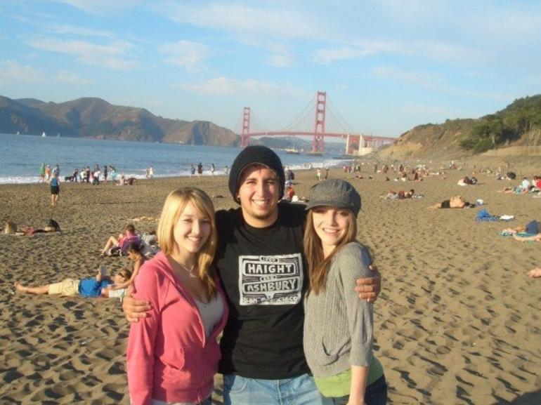 Baker Beach Fun - San Francisco