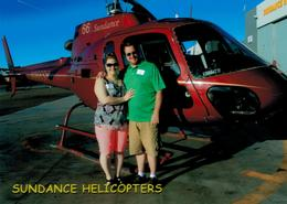 Photo of Las Vegas Ultimate Grand Canyon 4-in-1 Helicopter Tour Brian  and  Corri with the Helicopter