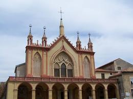 Photo of   Cimiez Convent facade