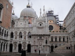 Doges Palace, Blanca - June 2014