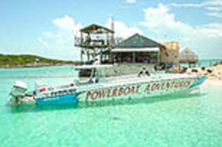 Exuma Powerboat - Nassau