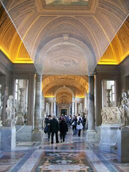 Photo of Rome Skip the Line: Vatican Museums Walking Tour including Sistine Chapel, Raphael's Rooms and St Peter's Inside Vatican