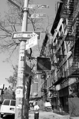 Joey Ramone Place, ROD C - May 2008