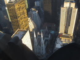 Photo of New York City Top of the Rock Observation Deck, New York Klein und Groß