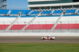 The Ride Along racecars go at speeds up to 160mph. - August 2013