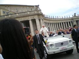Photo of Rome Papal Audience Tickets and Presentation Papal Audience Tickets and Presentation