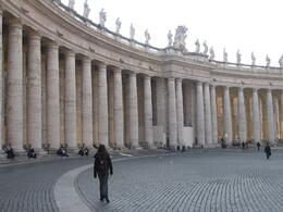 Photo of Rome Rome Angels and Demons Half-Day Tour Piazza San Pietro.