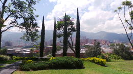 Photo of Medellín Pablo Escobar Historical Tour of Medellín Picture of the view from Pablo's Grave