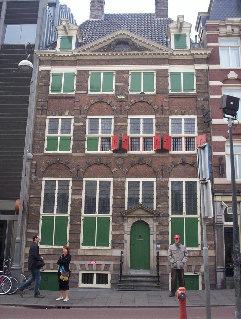 Rembrandt House - Amsterdam