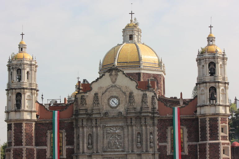 Shrine of Guadeloupe - Mexico City