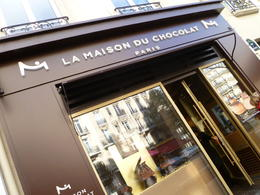 Photo of Paris Paris Chocolate and Pastry Food Tour The meeting point