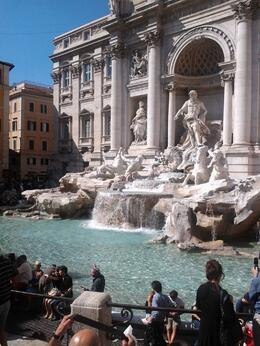 Photo of Florence Tuscany in One Day Sightseeing Tour The Trevi Fountain, Rome