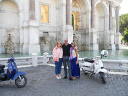 Photo of Rome Rome Vespa Tour: Highlights of the Seven Hills of Rome A Roma
