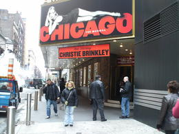 Photo of New York City Chicago On Broadway Before the show