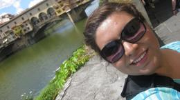 this is me in puente viejo, IRIS V - August 2010