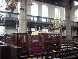 The Jewish Museum and the Synagogue are located very close to the Rembrandt House. My husband and I had never been into a Synagogue before and this was a great, quiet, non-crowded experience. I plan ... , Cara Rose R - April 2009