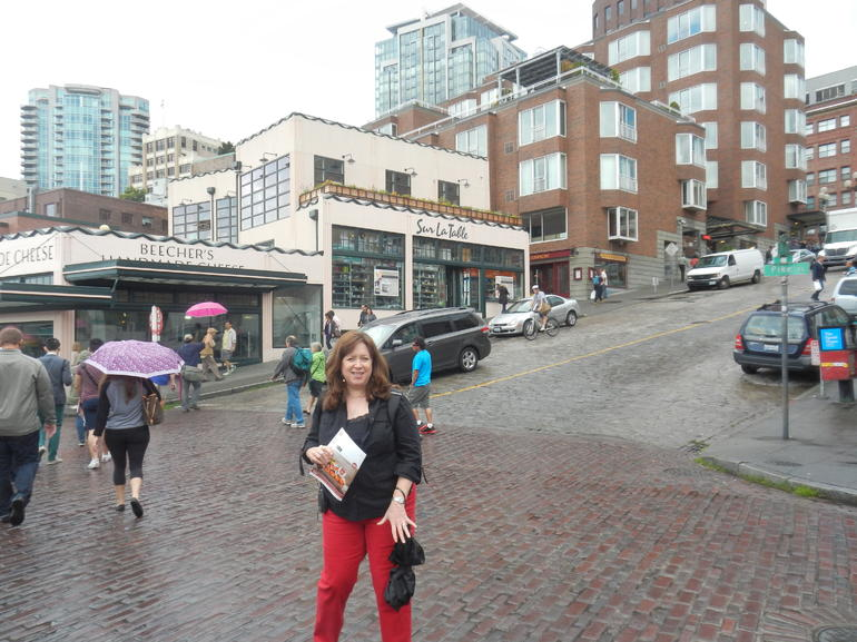 Exceeded my expectations. A tour not to be missed! - Seattle