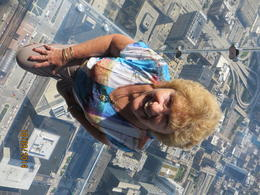 Photo of Chicago Skydeck Chicago Admission Feels like you are in space.