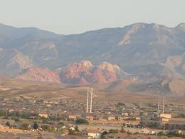 Photo of Las Vegas Las Vegas Sunrise Hot Air Balloon Ride Great view of the mtns