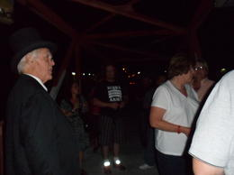 Photo of Las Vegas Haunted Vegas Tour and Ghost Hunt Haunted Bridge with Guide