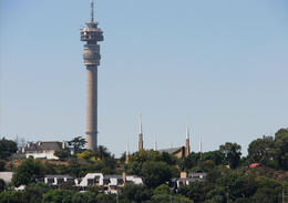 Photo of Johannesburg Johannesburg Half-Day Sightseeing Tour Hillbrow Tower, Johannesburg