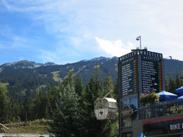 Photo of   In the mountains of Whistler and Blackcomb