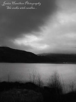 Our stop off at Loch Lomond on the way to Loch Ness. , Janice H - March 2014