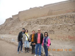 Temple of Pachacamac , Leonila C - July 2013
