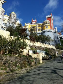 Pena Palace , Michael J - April 2016