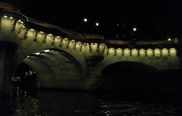 Photo of Paris Eiffel Tower, Seine River Cruise and Paris Illuminations Night Tour Seine River bridge