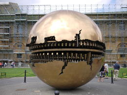 The Sphere within Sphere, Laura All Over - August 2014