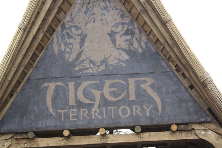 The New Tiger Territory - London