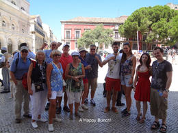 Photo of Lisbon Experience Lisbon: Small-Group Walking Tour with Food and Wine Tastings Tour of Lisbon: At the  and quot;Ginginha and quot; tasting - excellent!