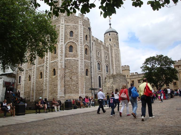 White Tower, Tower of London - London