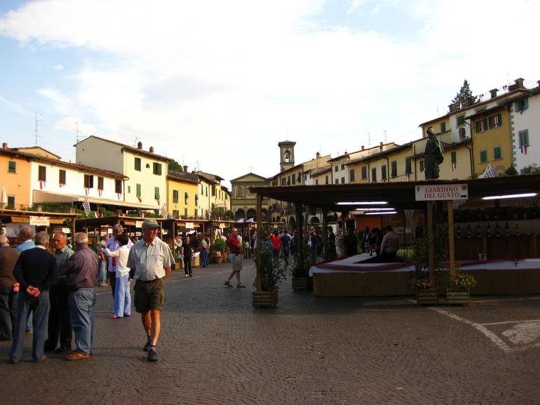 Wine Festival - Florence