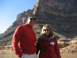 Photo of Las Vegas Ultimate Grand Canyon 4-in-1 Helicopter Tour At the base