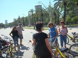 Photo of Barcelona Barcelona Half-Day Bike Tour Bike Tour