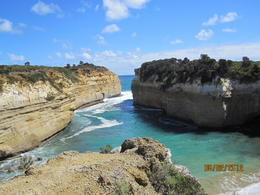 spectacular cliffs,stunning views. , Jose G. A. - March 2012