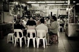 Photo of Kuala Lumpur Eat Like a Local: Kuala Lumpur Hawker Center and Street Food Tour by Night Dramatic picture