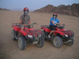Photo of Sharm el Sheikh Quad Biking in the Egyptian Desert from Sharm el Sheikh Egypt 1 056