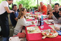 Photo of Florence Taste of Chianti: Tuscan Cheese, Wine and Lunch from Florence great lunch!