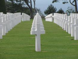 Photo of Bayeux Normandy Beaches Half-Day Trip from Bayeux Heroes at rest